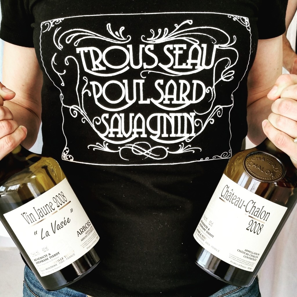 Wines of Jura