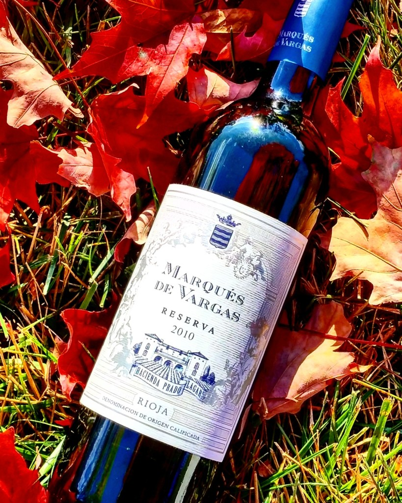 Fall for Rioja – Marqués De Vargas Reserva 2010